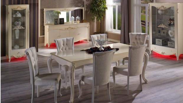 İstikbal Lavinia Yemek Odası