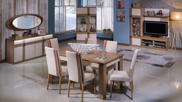 İstikbal Vesta Yemek Odası Takımı