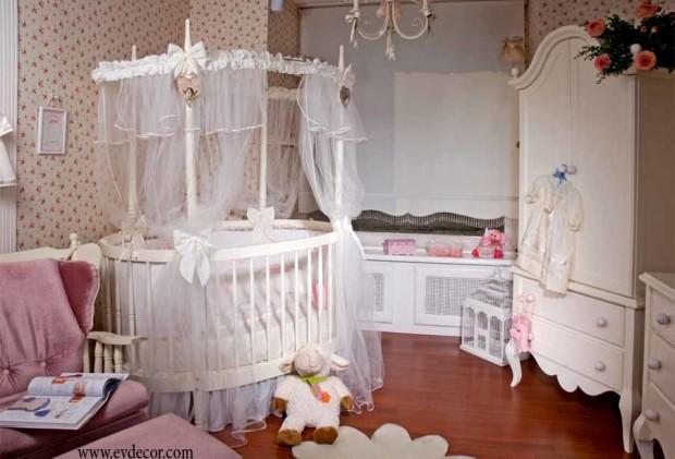 Cibinlikli Bebek Odası Modeli